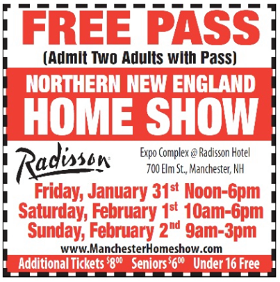NNE Home Show Manchester, NH